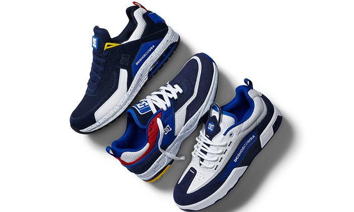 Memory Flag รองเท้าคอลเลคชั่นใหม่จาก DC Shoes