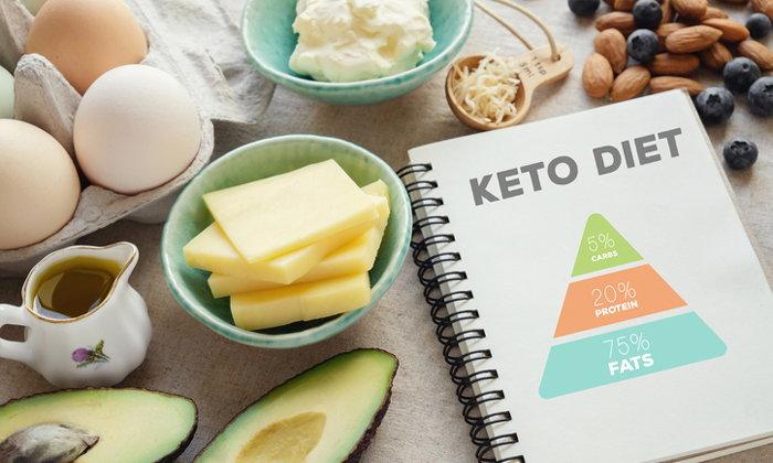 """หลอกสมองให้ลดความอ้วนแบบ """"คีโต"""""""