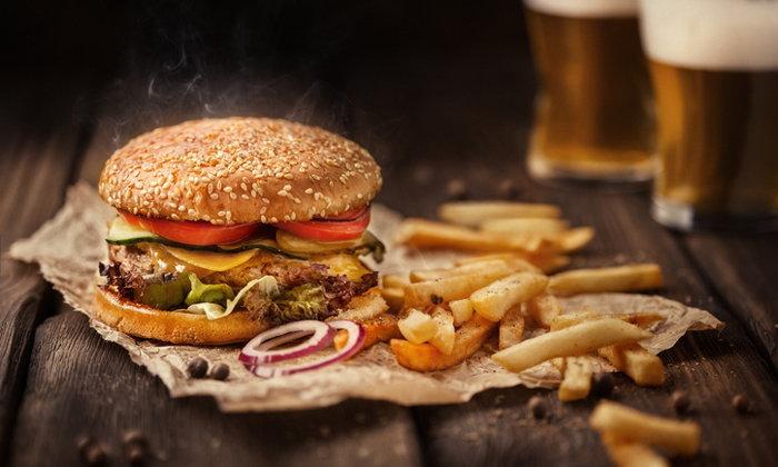 อาหารฟาสต์ฟูดบวกการไม่สนใจออกกำลังกายส่งผลถึงโรคความจำเสื่อมได้
