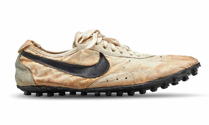 หายากกว่านี้มีอีกไหม? เปิดประมูลรองเท้า Nike จากปี 1972 อาจได้ถึง 5 ล้านบาท