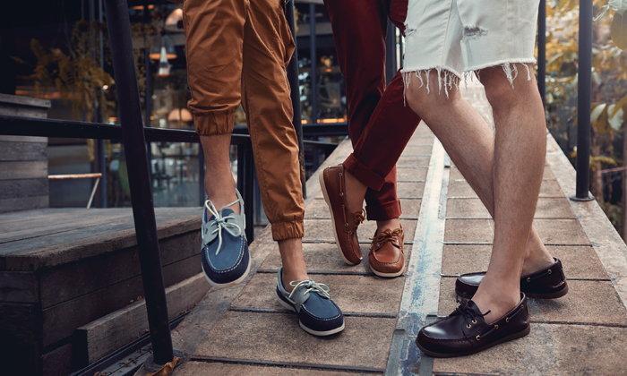 Sperry พลิกโฉมรองเท้า Boat shoes ให้เข้ากับหนุ่มยุคใหม่ในสไตล์ Preppy