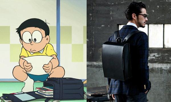 กระเป๋านักเรียนญี่ปุ่นกลายเป็นแฟชั่นสุดเท่