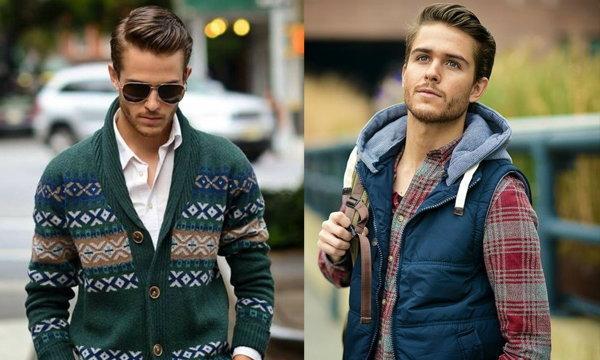 45 ไอเดียมิกซ์แอนด์แมทช์เสื้อกันหนาวสำหรับผู้ชาย