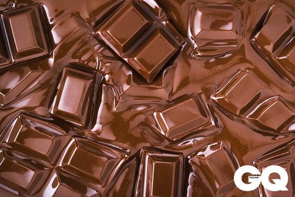 8 ข้อดีมีประโยชน์ของดาร์กช็อกโกแลต