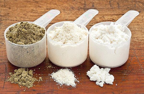 รู้จัก ′เวย์โปรตีน′ สร้างกล้ามเนื้อร่างกาย