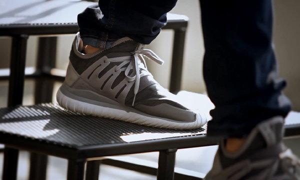 Tubular Radial รองเท้าผ้าใบโมเดลใหม่ล่าสุดจาก adidas Originals