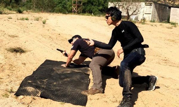 """""""วิสุ เสริมศิริมงคล"""" ปั้น Gun Knock สอนยิงปืนมาตรฐานอเมริกาที่แรกในไทย"""