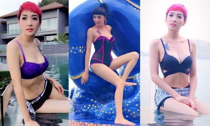 รวมภาพชุดว่ายน้ำ เฟี้ยวฟ้าว สุดสวิงริงโก้ เซ็กซี่ใช่เล่น