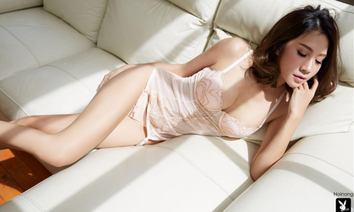 น้อยโหน่ง Playboy สาวหน้าหวาน แต่เซ็กส์แอพพีลสูงมาก