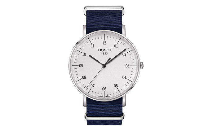 นาฬิกา Tissot คอลเลคชั่น Everytime