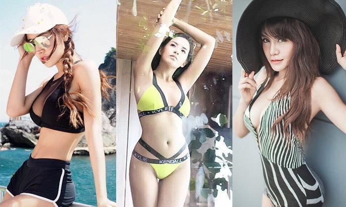 5 นักร้องลูกทุ่งเซ็กซี่ที่สุด 2017