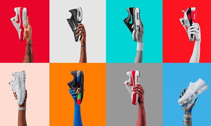 "Nike เผยโฉม ""Air VaporMax"" ฉลองครบรอบ 30 ปี รองเท้า Air Max"