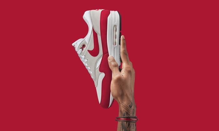 ฟื้นตำนานไอคอนสุดคลาสสิค Nike Air Max 1 Anniversary