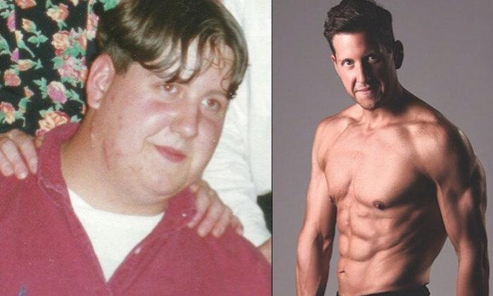 หนุ่มโรคอ้วนเคยคิดฆ่าตัวตายกลายร่างเป็นโค้ชหุ่นแซ่บ
