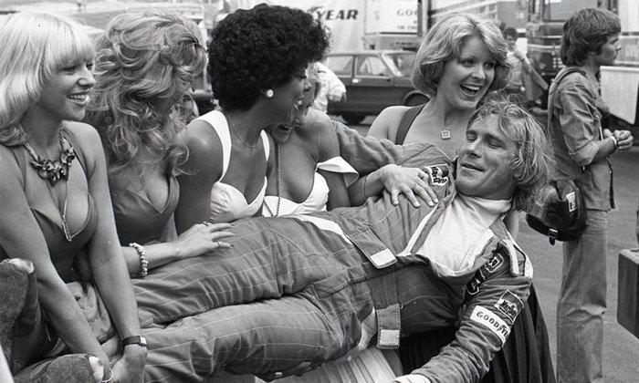 เจมส์ ฮันต์ สุดยอดเพลย์บอยนักแข่งแห่งยุค 70