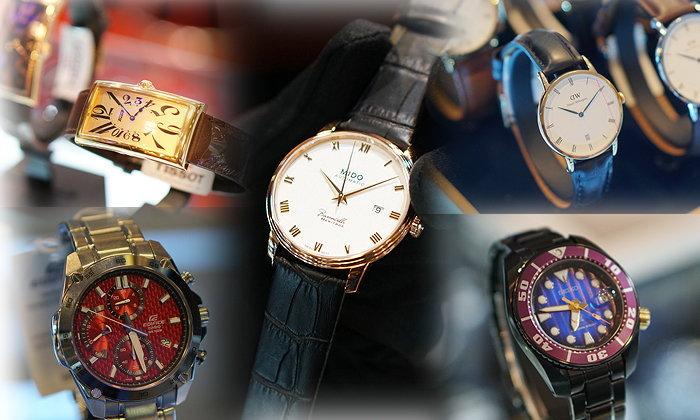 ส่งตรงจากบาเซิลเวิลด์ แนะนำ 10 นาฬิกาน่าสนใจขายแล้วในไทย