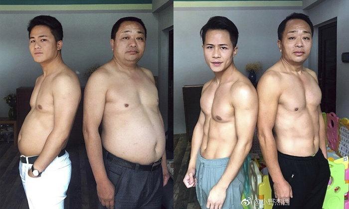 ครอบครัวจับมือลดความอ้วน 6 เดือนผ่านไป เป็นยังไงมาดู