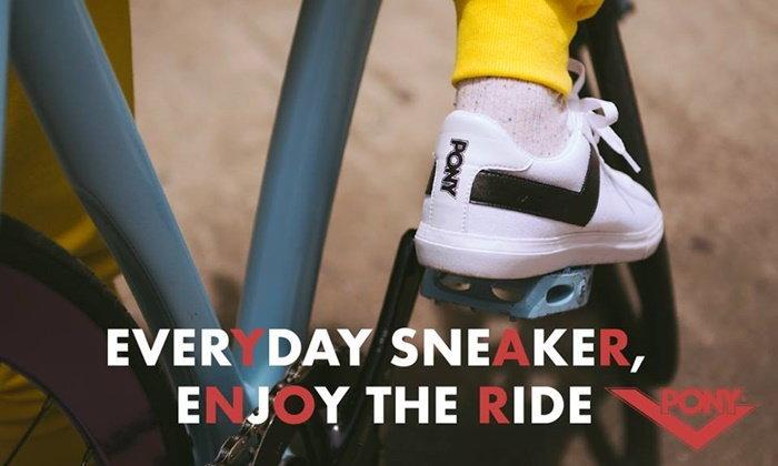 """ทำความรู้จัก """"Pony"""" แบรนด์รองเท้าสายสตรีทที่เหล่า Sneakerhead ต้องหลงใหล"""