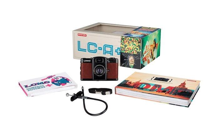 LOMO เปิดตัวกล้อง TOY รุ่นพิเศษ ฉลองครบรอบ 25 ปีกล้องในตำนาน