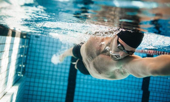 """""""ว่ายน้ำ"""" กีฬาสุดเจ๋งประโยชน์ล้นเหลือ"""