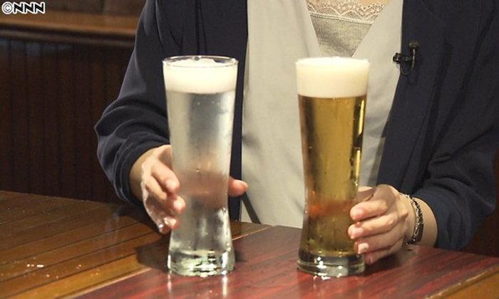 """อาซาฮีขยายตลาดเครื่องดื่มไร้สี เตรียมวางจำหน่าย """"เบียร์ไร้สี"""""""