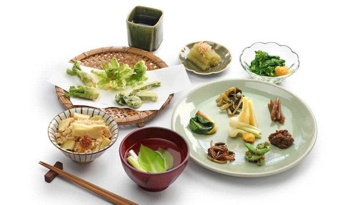 """ทำความรู้จัก """"โชจินเรียวริ"""" อาหารเจของพระญี่ปุ่น"""