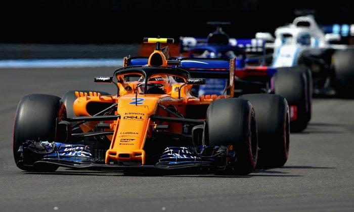 """แรงบันดาลใจจาก """"สนามแข่งรถ F1"""" สู่นาฬิกาข้อมือสุดหรู"""
