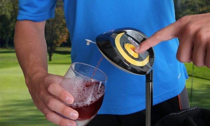 น้ำดื่มจากไม้กอล์ฟ