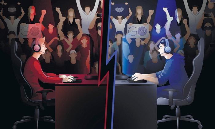 """""""เกม"""" ที่ผู้ใหญ่ส่ายหน้า สู่กีฬาสากล E-Sports"""