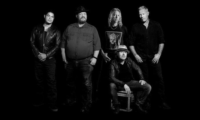 "Metallica วงดนตรีระดับตำนาน ร่วมแจมทำวิสกี้ ภายใต้ชื่อ ""Blackened"""
