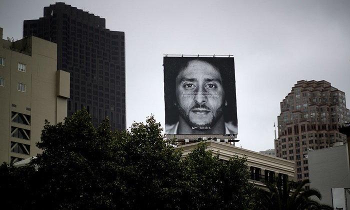 หุ้นตกแล้วไง? ในเมื่อยอดขายออนไลน์ Nike พุ่งพรวด 31% หลังกระแส Colin Kaepernick จุดติด