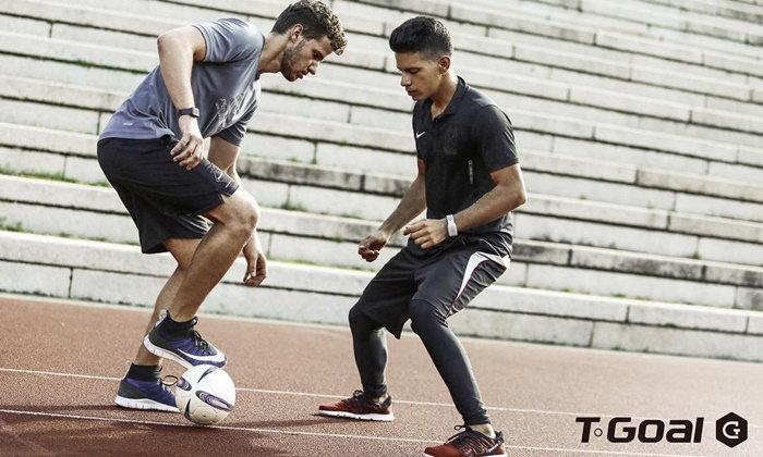ทำความรู้จัก T-Goal อุปกรณ์เก็บข้อมูลสำคัญเพื่อนักฟุตบอลโดยเฉพาะ