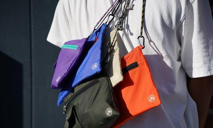 กลับมาแล้ว Rompboy Sacoche กระเป๋าสะพายข้าง 5 สี