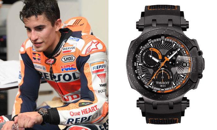 ส่อง Tissot T-Race MotoGP นาฬิกาข้อมือของ Marc Marquez