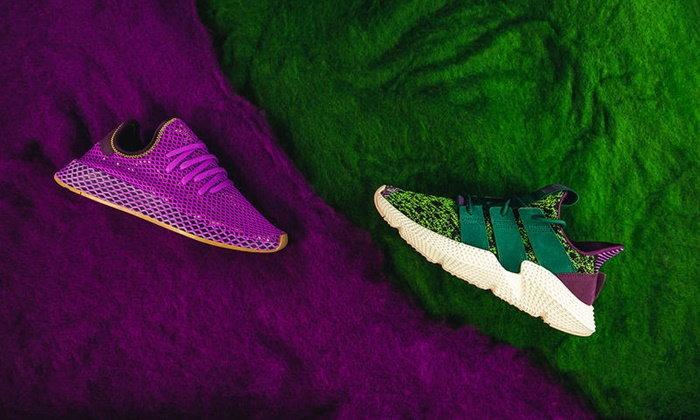 adidas Original เคาะวันจำหน่าย Deerupt Gohan และ Cell Prophere