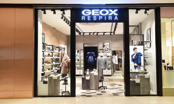 GEOX เปิด GEOX X-STORE คอนเซปต์สโตร์รูปแบบใหม่