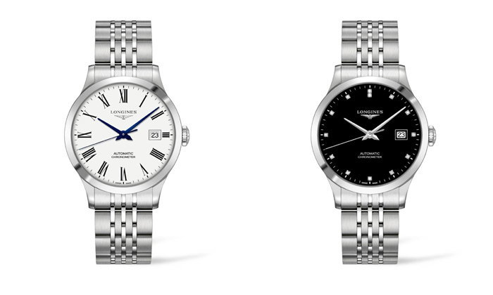 Longines Record Collection ฉลองครบรอบ 185 ปี