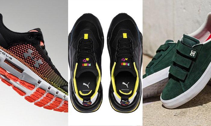 แนะนำ 7 รองเท้าผ้าใบสีสันสดใส เหมาะสวมใส่ต้นปี 2019