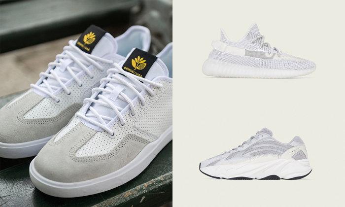 แนะนำ 5 รองเท้าสีขาวสำหรับผู้ชาย