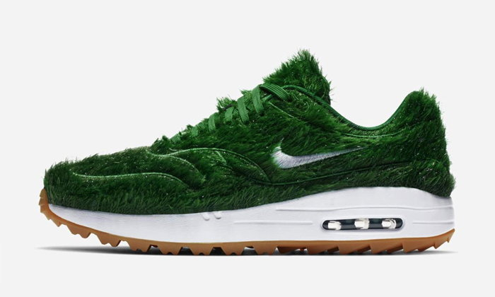"Nike เปิดตัวรองเท้าผ้าใบ Air Max 1 Golf ""Grass"""