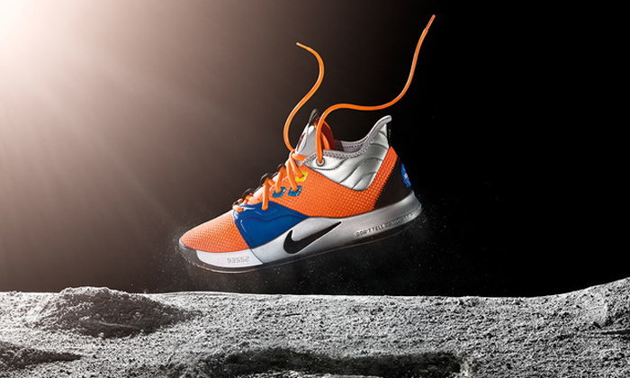Nike PG 3 x Nasa แรงบันดาลใจจากการสำรวจอวกาศ