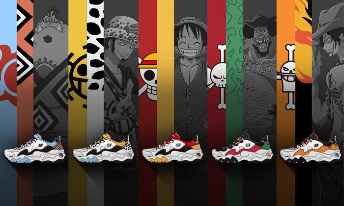 Skechers D'Lites X One Piece เข้าไทยแล้ว พร้อมขาย 21 มีนาคม นี้