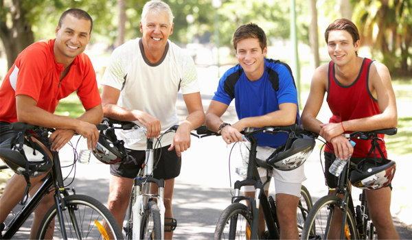 เทคนิคลดความอ้วนด้วยจักรยาน