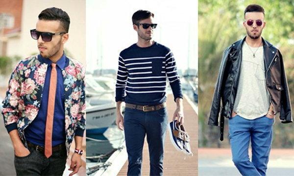 แฟชั่นเสื้อสเวสเตอร์&แจ๊คเก็ตเสริมหล่อฤดูหนาว