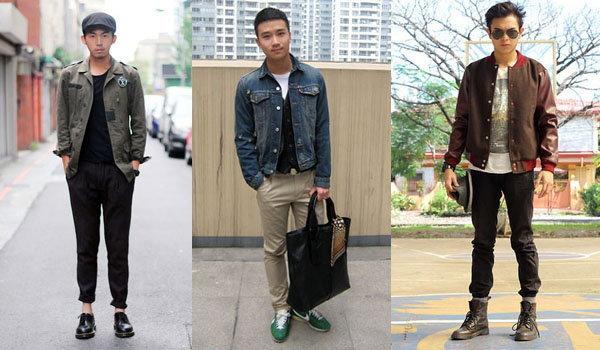 Street Fashion : สไตล์สุดฮิตเดือน พย.