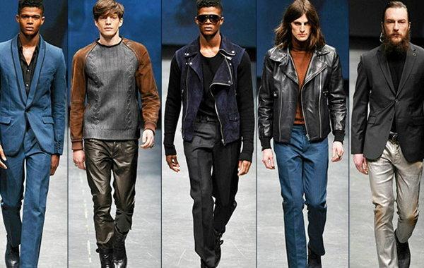 10 สุดยอดแบรนด์เสื้อผ้าผู้ชายมาแรง 2014