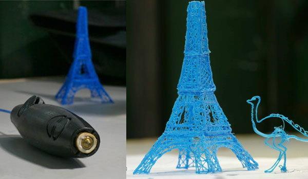 สุดเจ๋ง! ปากกา 3D วาดได้อิสระ ทุกทิศทาง