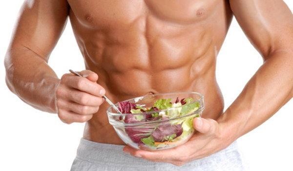 อาหารเสริมสร้างกล้ามเนื้อ