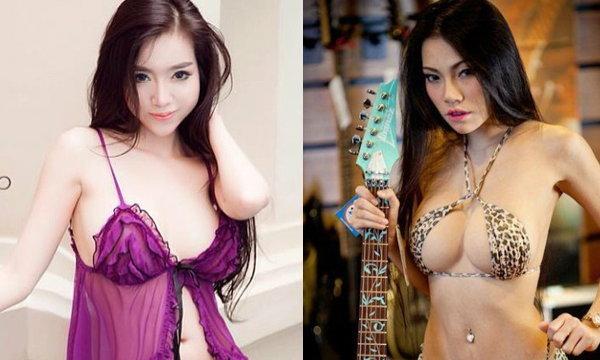 ฉ่ำตา! 2 สาวอกภูเขาไฟ ไทย-เวียดนาม