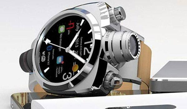 สุดเจ๋ง ! นาฬิกาติดกล้อง 41 ล้านพิกเซล